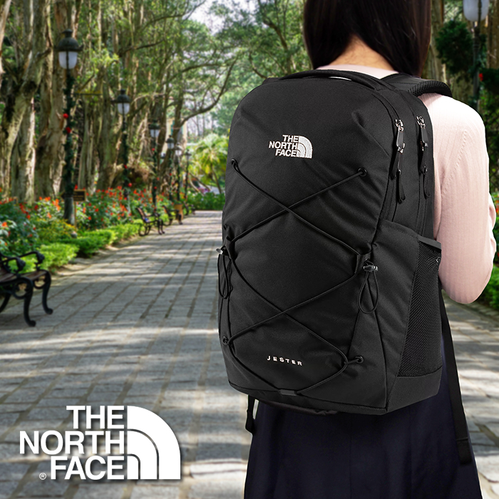 THE NORTH FACE ザノースフェイス リュック 正規認証品!新規格 バックパック ノースフェイス NF0A3VXFJK3 ブラック ジェスター jester Jester ショップ