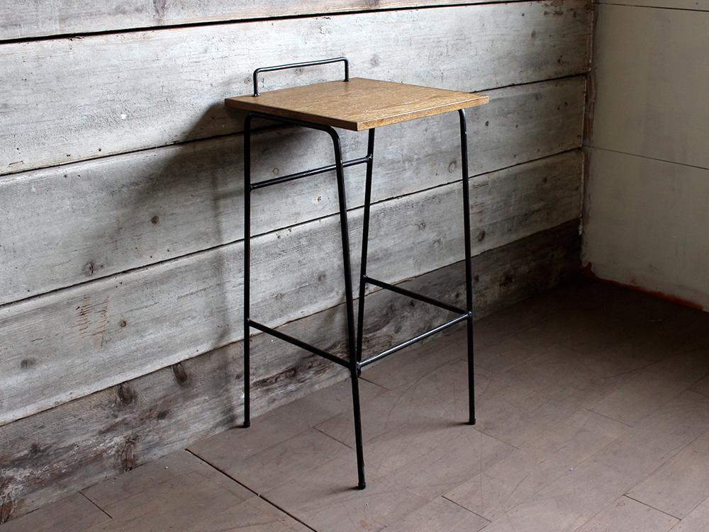socph counter chair ソコフカウンターチェア 木とスチールを組み合わせたシンプルなハイスツール