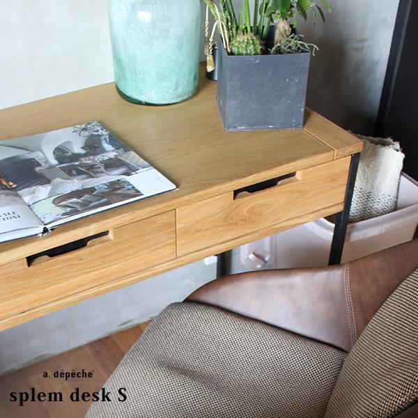 スプレムデスク S splem desk S ナチュラルでスマートなデスク