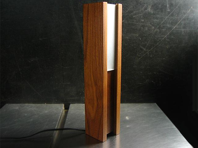 『受注生産』ファロスランプ (ウォールナット) 送料無料『照明フロアランプ』
