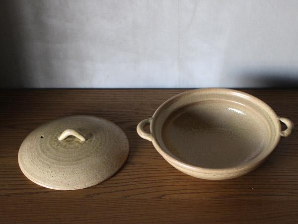 コセール 8号鍋 浅めだからみんなで囲いやすい土鍋