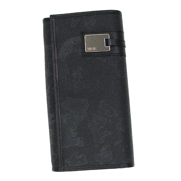 PRIMA CLASSE CW011-9000-010GEO CLASSIC 二折小銭財布ベージュ×キャメル プリマクラッセ
