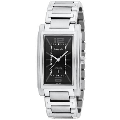 Tiffany Z0031.68.10A10A00Aティファニー Grand メンズ腕時計シルバー