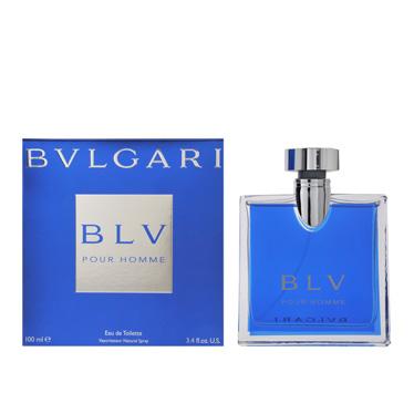 BVLGARI BV-BLVMETSP-100 ブルー EDT/100mL