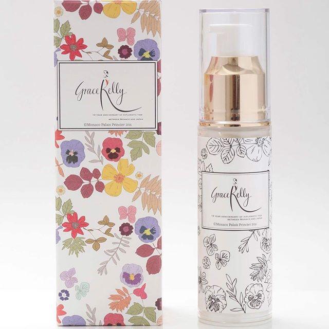 Grace Kelly Cosmeグレース・ケリー コスメGKフェイスアップクリーム日本・モナコ友好10周年記念グレース・ケリー展協賛商品