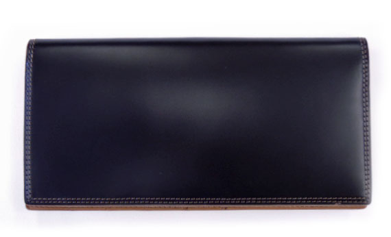 CORDOVAN CO-1 BKコードバン 長財布ブラック