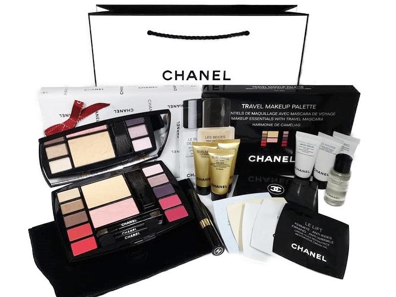 667ac92cbb5 Chanel CHANEL TRAVEL MAKEUP PALETTE