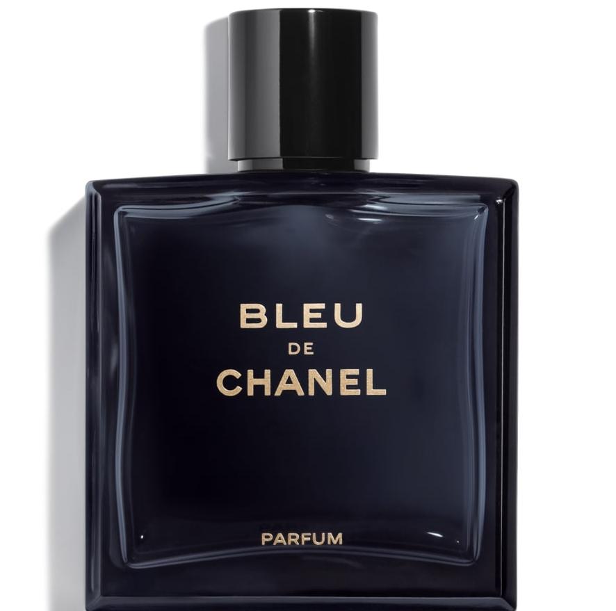 BLEU DE CHANEL PARFUM SPRAY 100mlブルー ドゥ シャネルパルファム(ヴァポリザター)スプレーCHANEL ラッピング&リボン・ショップバッグメッセージカード付