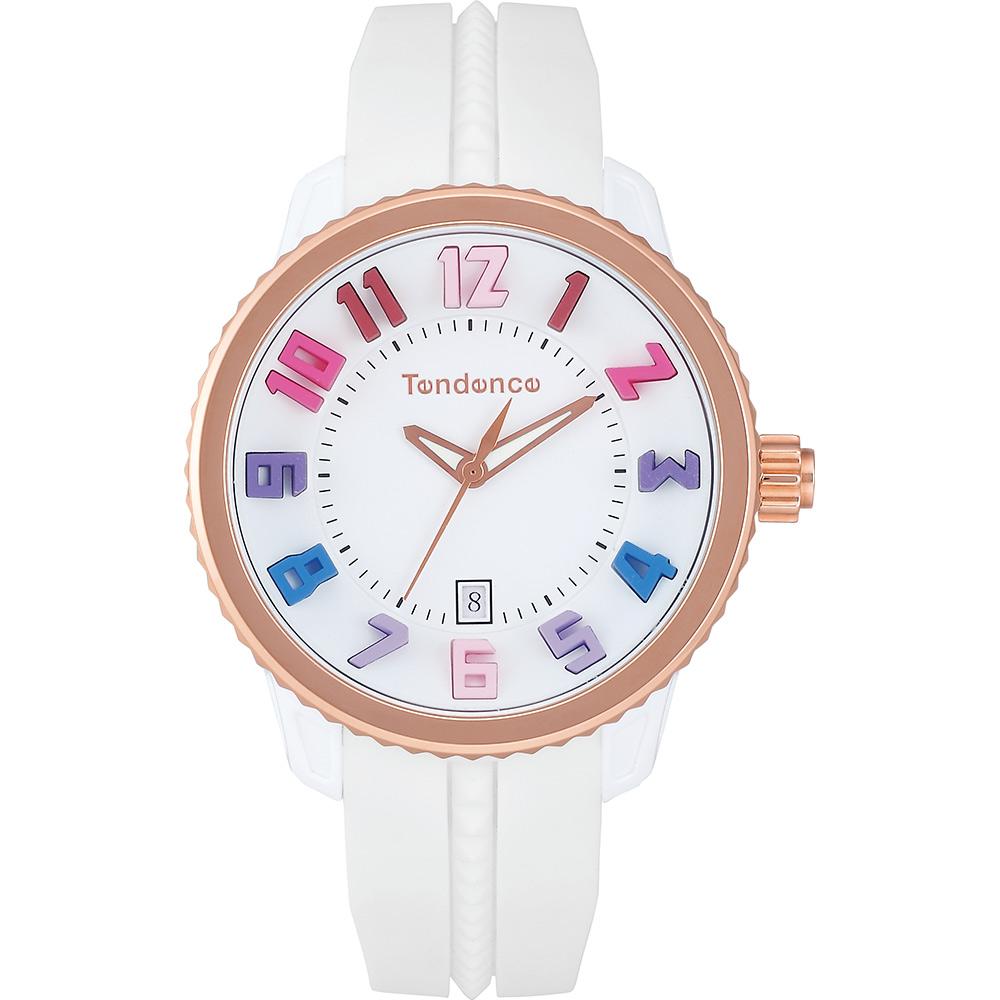 Tendence TG930113RRound Gulliver Rainbowテンデンス 腕時計ラウンドガリバー レインボー