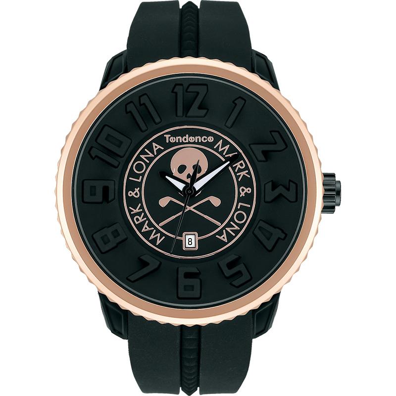 限定品 Tendence ML02043012AA-BRound Gulliver MARK&LONAテンデンス 腕時計ラウンドガリバー マーク&ロナ