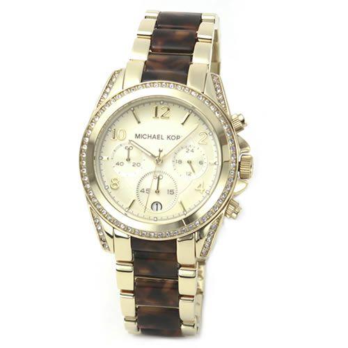 MICHAEL KORS MK6094-Rマイケルコース 腕時計クロノグラフ