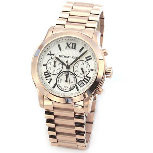 MICHAEL KORS MK5929-Rマイケルコース 腕時計クロノグラフ