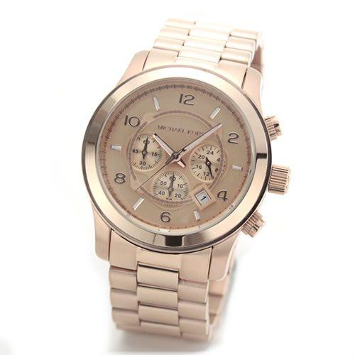 MICHAEL KORS MK8096-Rマイケルコース 腕時計クロノグラフ