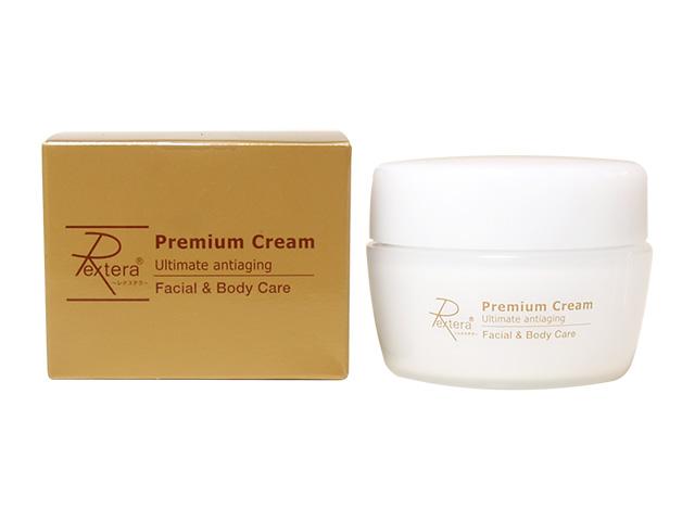 REXTERA PremiumCream Facial&BodyCareレクステラ プレミアムクリームフェイシャル&ボディケアクリーム保湿クリーム 50g