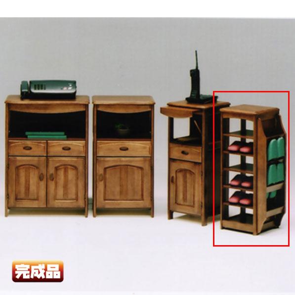 スリッパラック35幅 ラック 下駄箱 靴箱 本棚 キッズ 扉付 扉 多目的 収納庫 おしゃれ 日本製 北欧 スリム シューズBOX シューズケース シンプル シューズラック 木製