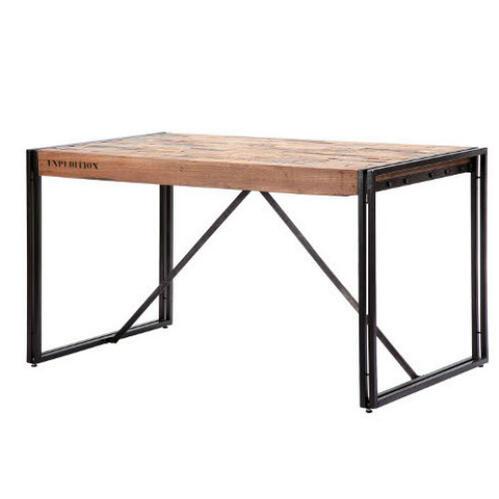 d-Bodhi FERUM INDUSTRIAL DINING TABLE 1300/ディーボディー フェルム インダストリアル ダイニングテーブル1300【テーブル ダイニングテーブル 木製 古材 アイアン ビンテージ インダストリアル  アンティーク 北欧】