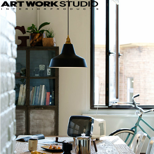 ART WORK STUDIO Railroad-pendant/アートワークスタジオ レイルロードペンダントランプ 【天井照明 ペンダントランプ ビンテージ インダストリアル カフェ 北欧風】