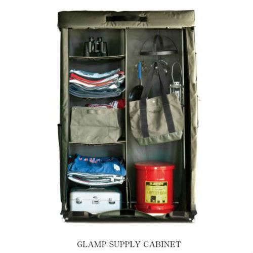 GLAMP SUPPLY CABINET/グランプサプライキャビネット【シェルフ キャビネット アウトドア ハモサ】