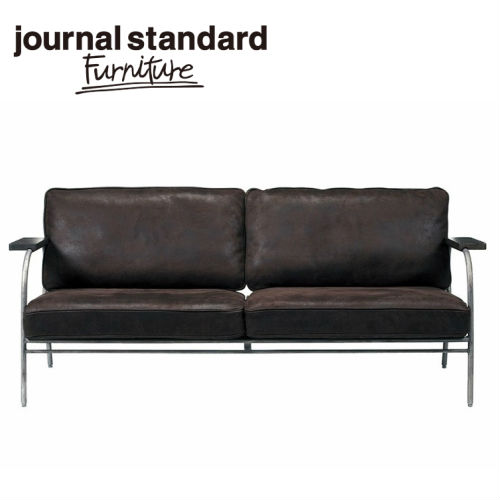 journal standard Furniture LAVAL SOFA 2P /ジャーナルスタンダードファニチャーラバルレザーソファ 2P【ソファ 2人掛 西海岸 男前インテリア リビングソファ おしゃれ】