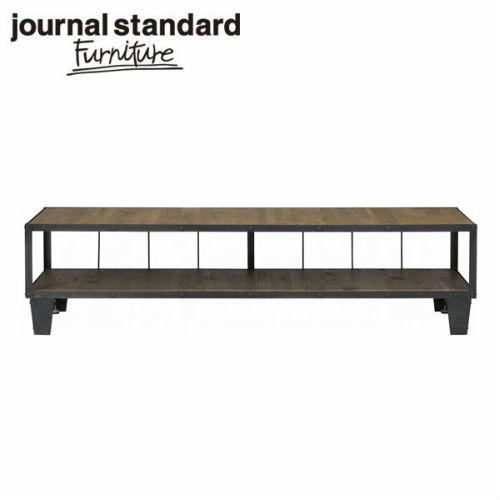 journal standard Furniture CALVI TV BOARD LARGE/ジャーナルスタンダードファニチャーカルビ テレビボード ラージ【 シェルフ 棚 収納 インダストリアル 男前インテリア 工業系】