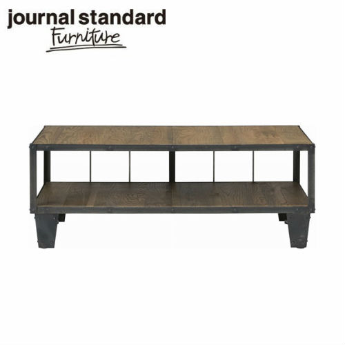 journal standard Furniture CALVI TV BOARD SMALL/ジャーナルスタンダードファニチャーカルビ テレビボード スモール【 シェルフ 棚 収納 インダストリアル 男前インテリア 工業系】