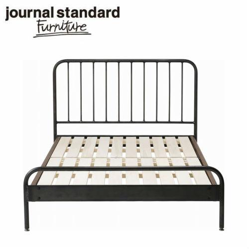 journal standard Furniture SENS BED SINGLE/ジャーナルスタンダードファニチャーサンク ベッドフレーム シングル 【テーブル リビング コーヒーテーブル ダイニング 西海岸 男前インテリア リビング おしゃれ】