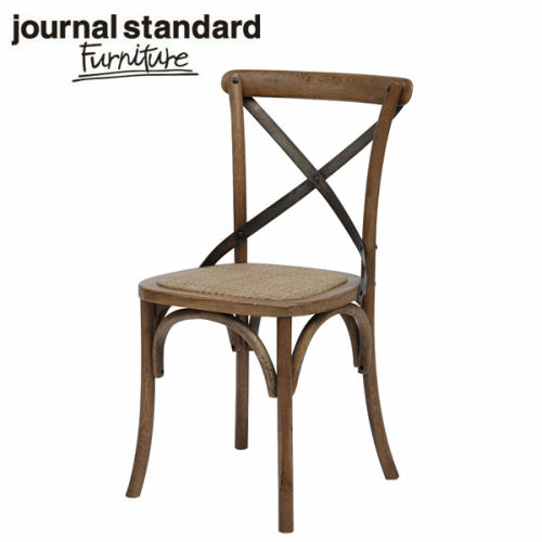 journal standard Furniture BEACON CHAIR/ジャーナルスタンダードファニチャービーコン チェア【チェア レザー スチール 男前 ウッド インダストリアル 男前インテリア 工業系】