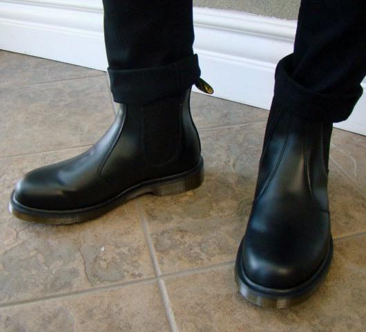Dr. Martens Men's '2976' Chelsea Boot qMHMq3pv