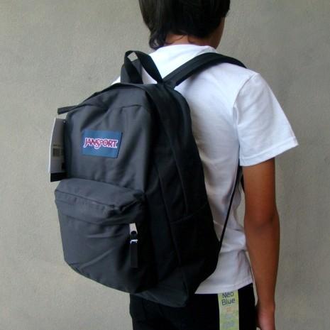 JANSPORT JanSport backpack daypack SUPERBREAK super black Black Black  backpack