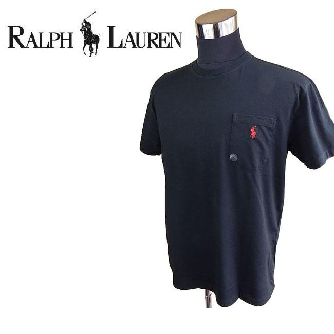 6bb6a1910d5908 Polo Ralph Lauren POLO BY RALPHA LAUREN mens plain pocket t-shirt poke T one  ...