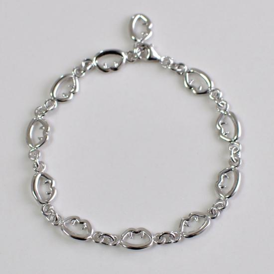 mouchu (マウチュ)  Fang Bracelet Silver ブレスレット