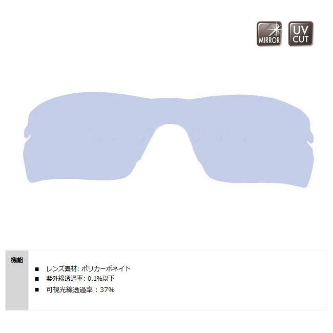 【SWANS/スワンズ】STRIX・H用スペアレンズ L-STRIX-H-0715(LICML) 137044 ミラーレンズ サングラス スポーツサングラス 交換レンズ