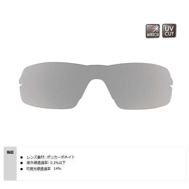 【SWANS/スワンズ】STRIX・I用スペアレンズ L-STRIX-I-3602(SMSI) 128158 ミラーレンズ サングラス スポーツサングラス 交換レンズ
