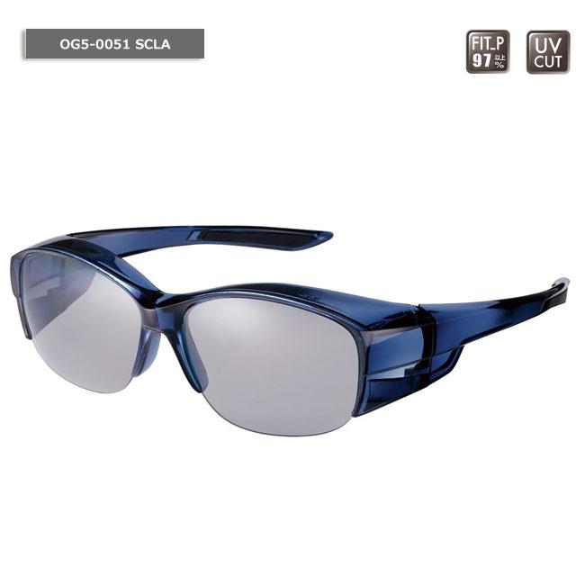 【SWANS/スワンズ】OG-5 偏光レンズ オーバーグラス サングラス スポーツサングラス オーバーグラスシリーズ 偏光サングラス