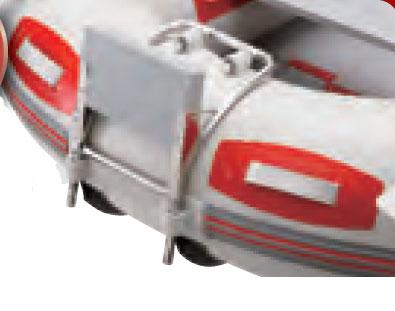 【Achilles/アキレス】モーターマウント MT PV4-942専用 電動モーター専用(50LB以下) オプションパーツ