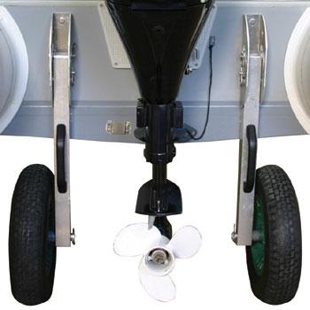 【Achilles/アキレス】デラックスドーリーDX タイヤ直径39cm オプションパーツ achilesdx