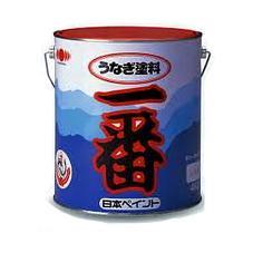【日本ペイントマリン】船底塗料 うなぎ塗料一番 4kg Q6W-NIP-000-001(赤色)/Q6W-NIP-000-002(青色)