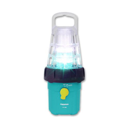 【HAPYSON/ハピソン】乾電池式LED 水中集魚灯 YF-500