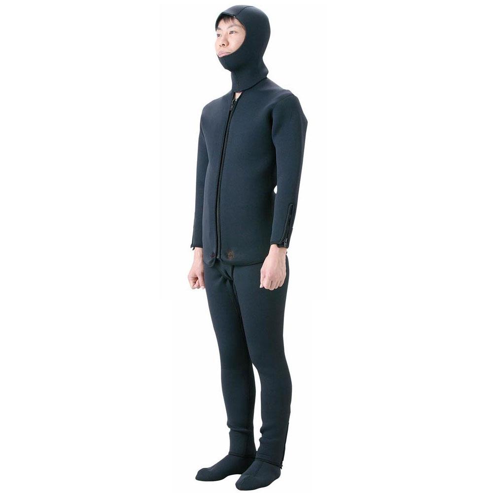 【PROMARINE/プロマリン】ウェットスーツ4点セット WPM015 ウェア ウエットスーツセット ネオプレーン