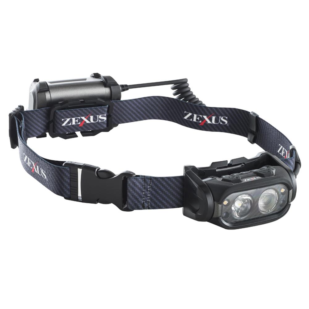 【ZEXUS/ゼクサス】ZX-S700 207012 ブーストモデル LEDヘッドライト ランプ 冨士灯器