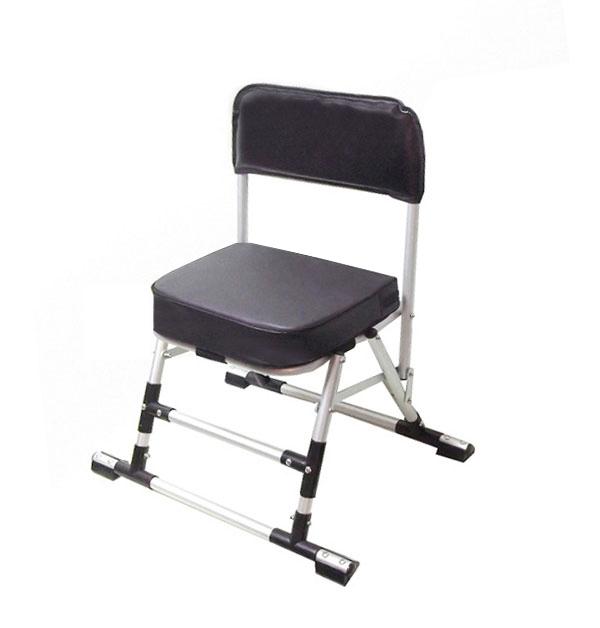 【MANBOU/創作釣具マンボウ】椅子っこ 新7.5号 000422 椅子 アルミイス