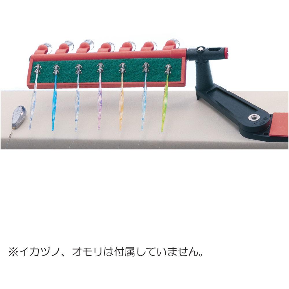 【DAIICHISEIKO/第一精工】イカラーク120 #04173 DAIICHI04173 ツノマット 投入器