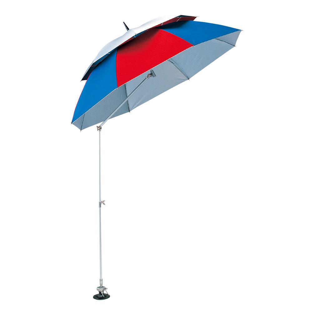【DAIICHISEIKO/第一精工】キングパラソル20号 フル装備 #33051 DAIICHI33051 ワイドパラソル 日よけ 雨よけ