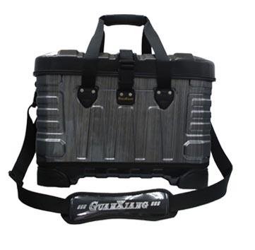【TAKA/タカ産業】METALLIC BOX(メタリックボックス) 25L G-0126 051300 タックルボックス ケース バッグ