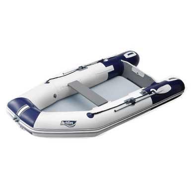 【Achilles/アキレス】First Adventure エアーフロアモデル LF-297IB インフレータブルボート ゴムボート