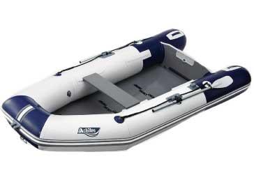 【Achilles/アキレス】First Adventure ウッドフロアモデル LF-297WB インフレータブルボート ゴムボート