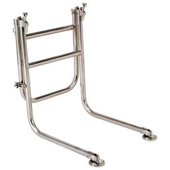 ラダーステップ 梯子 ラダーステップ3段折り畳み リガーマリン