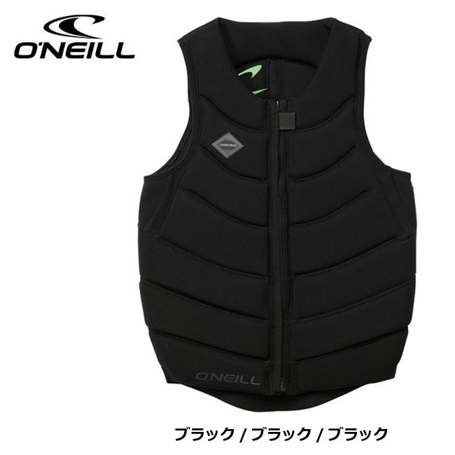 【O'NEILL/オニール】グールテック フロントジップ コンペベスト WB-1000 ライフベスト メンズ 大人用