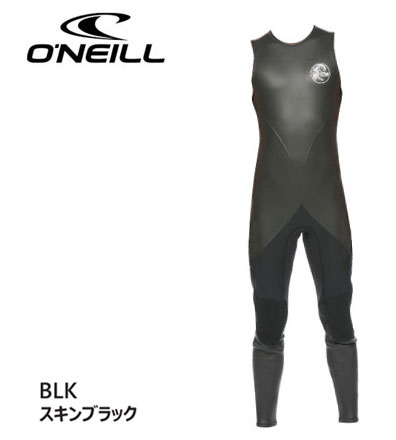 【O'NEILL/オニール】スーパーライトクラシック ロングジョンS WF1540 メンズ スーツ 大人用 WF1540