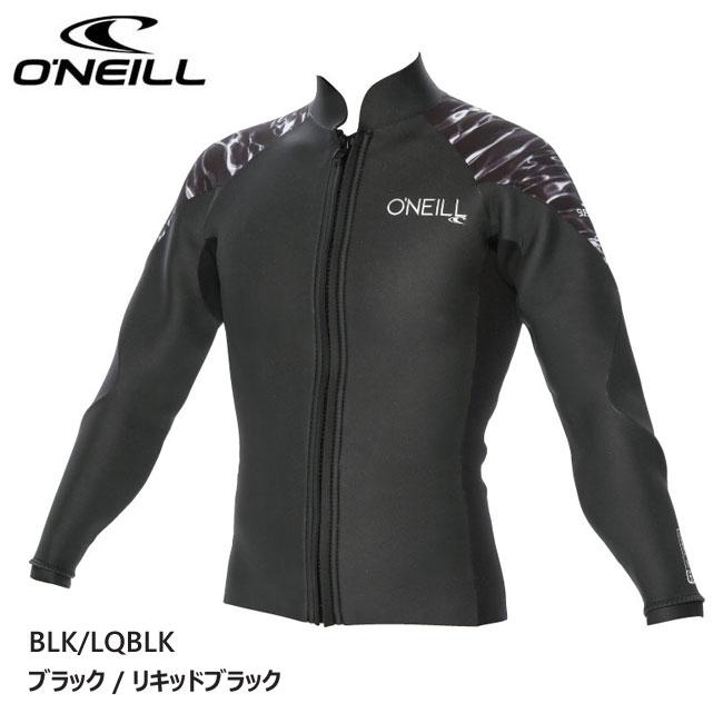 【O'NEILL/オニール】ウインドスーパーフリーク LSジャケット WF-3490 ウェットスーツ メンズ 大人用 WF3420